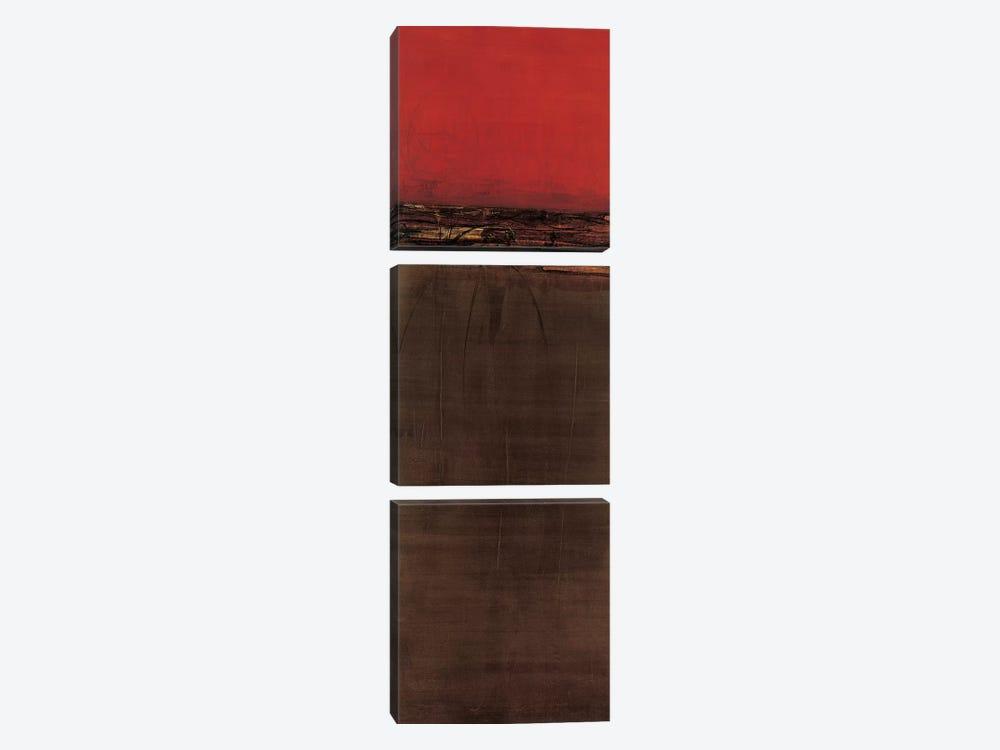 For Scene I by Sarah Stockstill 3-piece Canvas Print