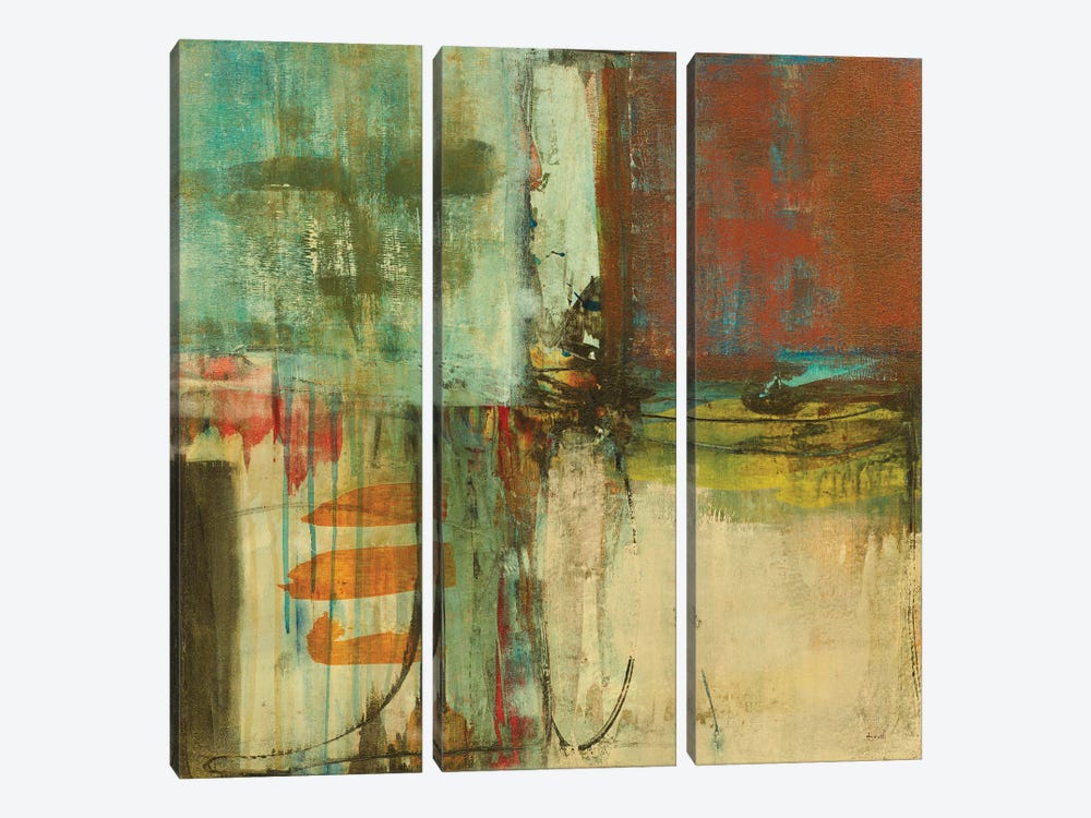 Fulfillment by Sarah Stockstill 3-piece Canvas Wall Art