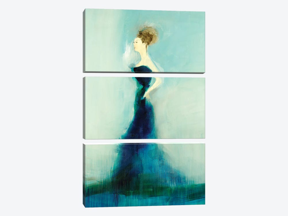 Graceful by Sarah Stockstill 3-piece Canvas Print