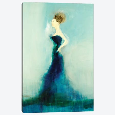 Graceful Canvas Print #STK17} by Sarah Stockstill Canvas Artwork