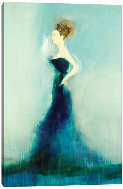 Graceful Canvas Art Print