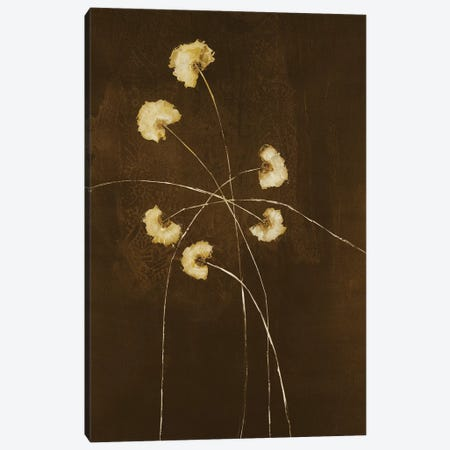 Night Blossoms I 3-Piece Canvas #STK21} by Sarah Stockstill Canvas Wall Art