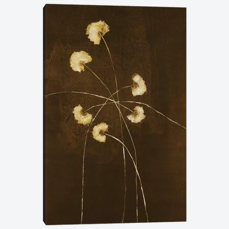 Night Blossoms I Canvas Print #STK21} by Sarah Stockstill Canvas Wall Art