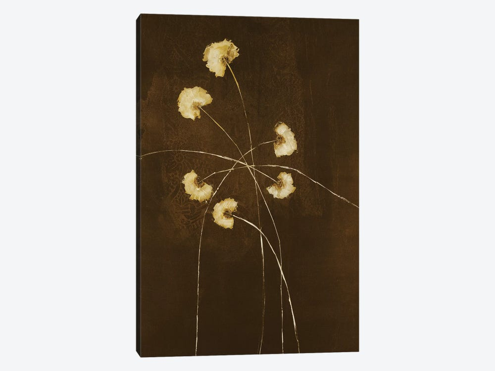 Night Blossoms I by Sarah Stockstill 1-piece Canvas Art