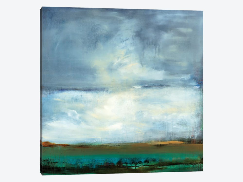 Shifting Plains by Sarah Stockstill 1-piece Canvas Art Print