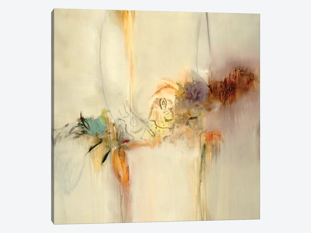 Sonata I by Sarah Stockstill 1-piece Canvas Print