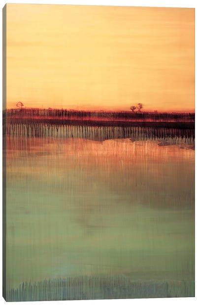 Straight Into Transcendence Canvas Art Print