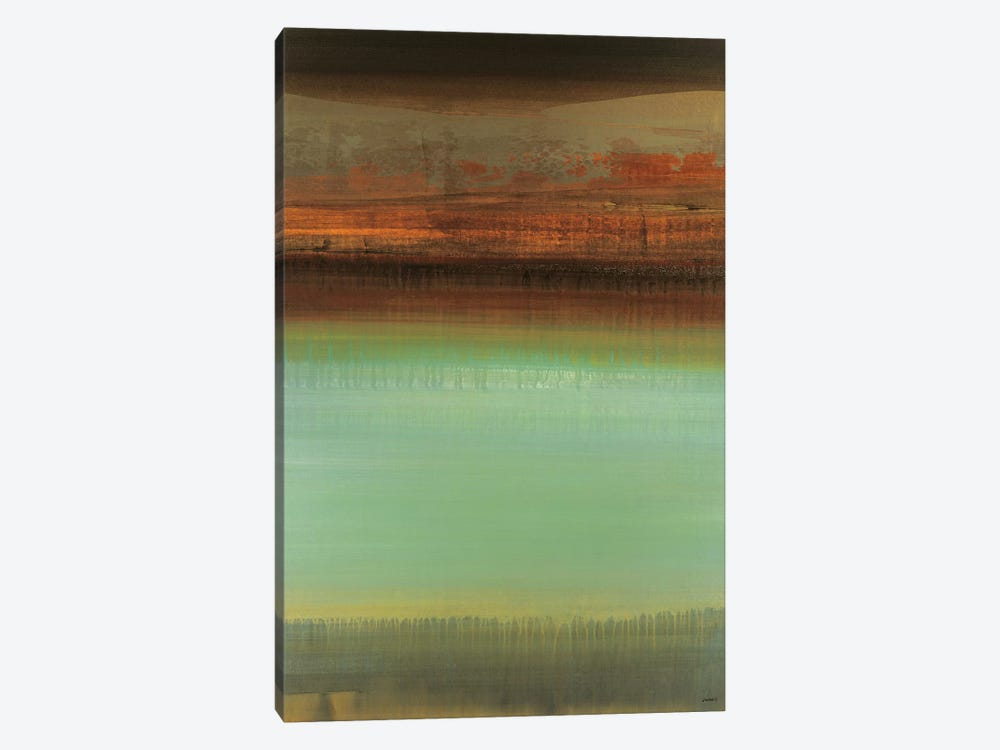 Bridge Drifters by Sarah Stockstill 1-piece Canvas Wall Art