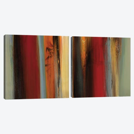 District Diptych Canvas Print Set #STK2HSET001} by Sarah Stockstill Canvas Art