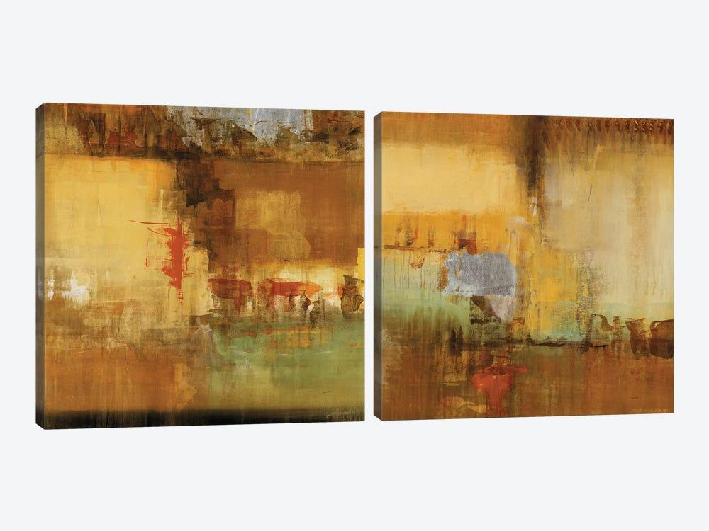 Echo Diptych by Sarah Stockstill 2-piece Canvas Art Print