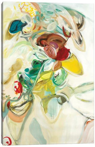 Blissful Canvas Art Print