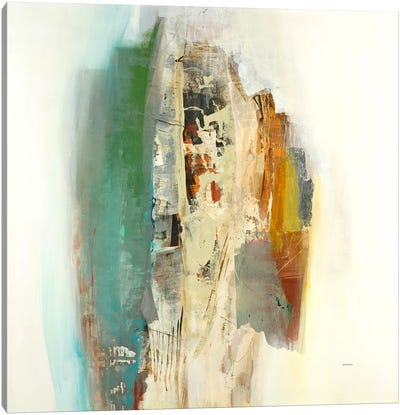 Collab II Canvas Art Print