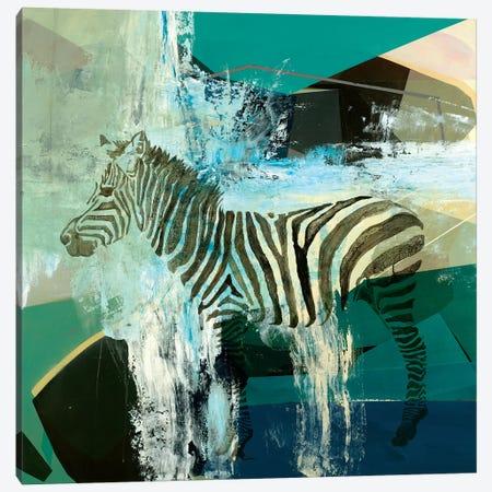 Crossing the Lines Canvas Print #STK37} by Sarah Stockstill Canvas Artwork
