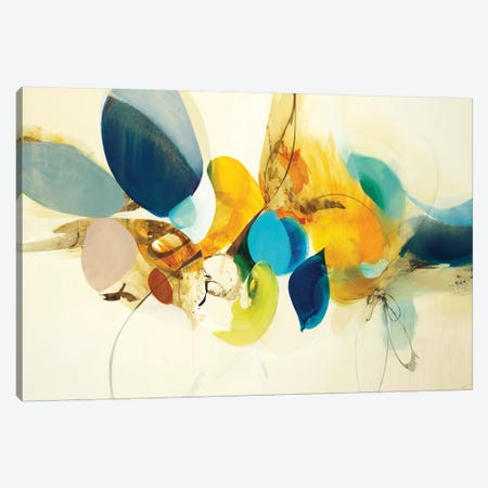 Candid Color Canvas Print #STK3} by Sarah Stockstill Art Print