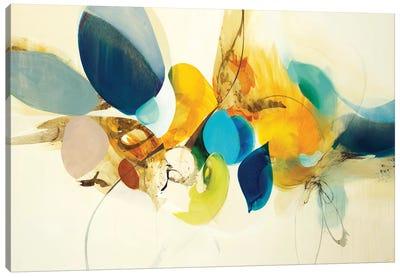 Candid Color Canvas Art Print
