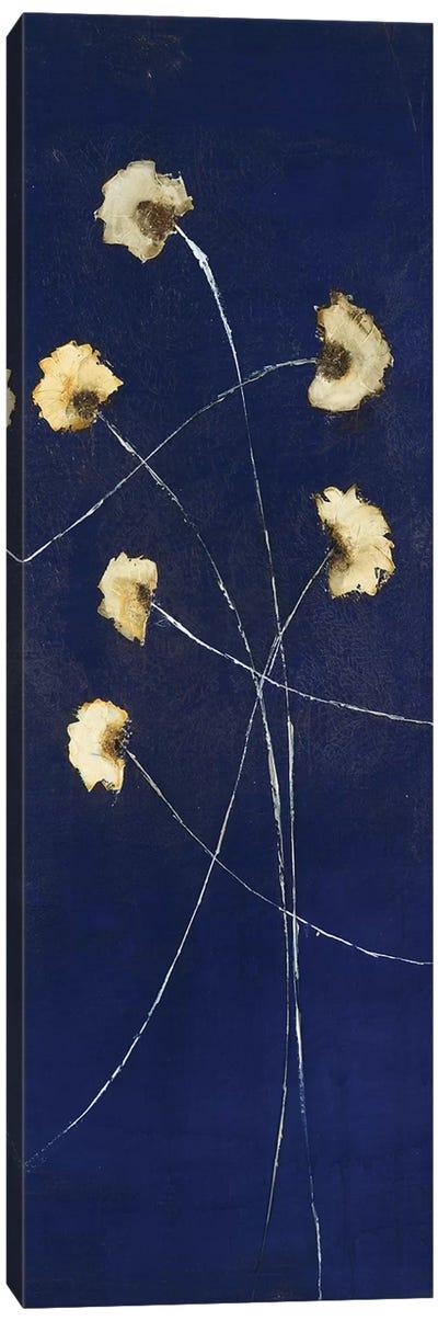 Indigo II Canvas Art Print