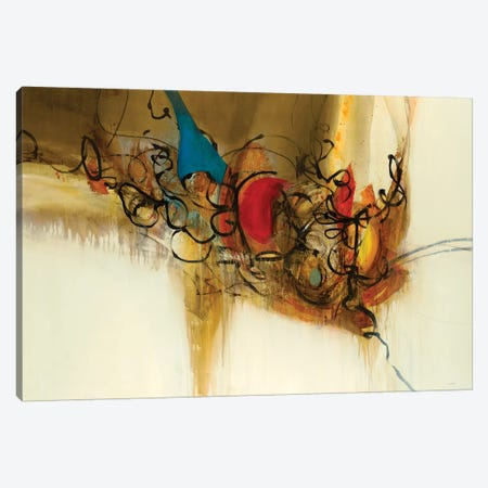 Carnivale Canvas Print #STK4} by Sarah Stockstill Canvas Artwork