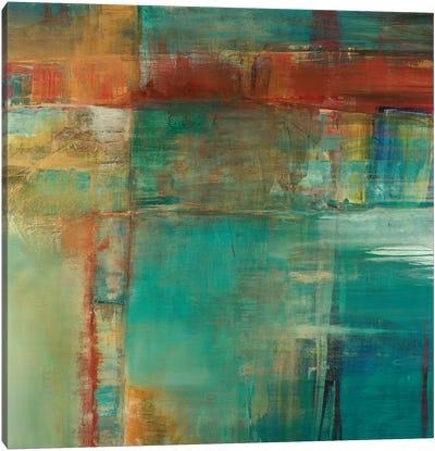 Patina Canvas Art Print