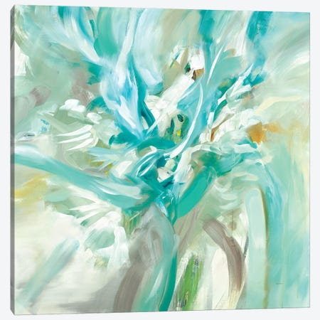 Dovetai Canvas Print #STK55} by Sarah Stockstill Canvas Art