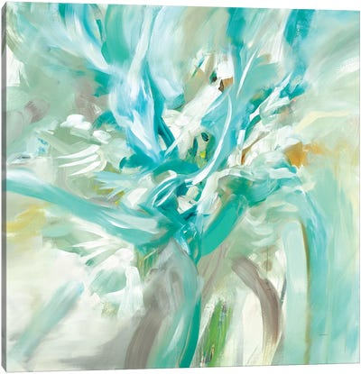Dovetail Canvas Art Print