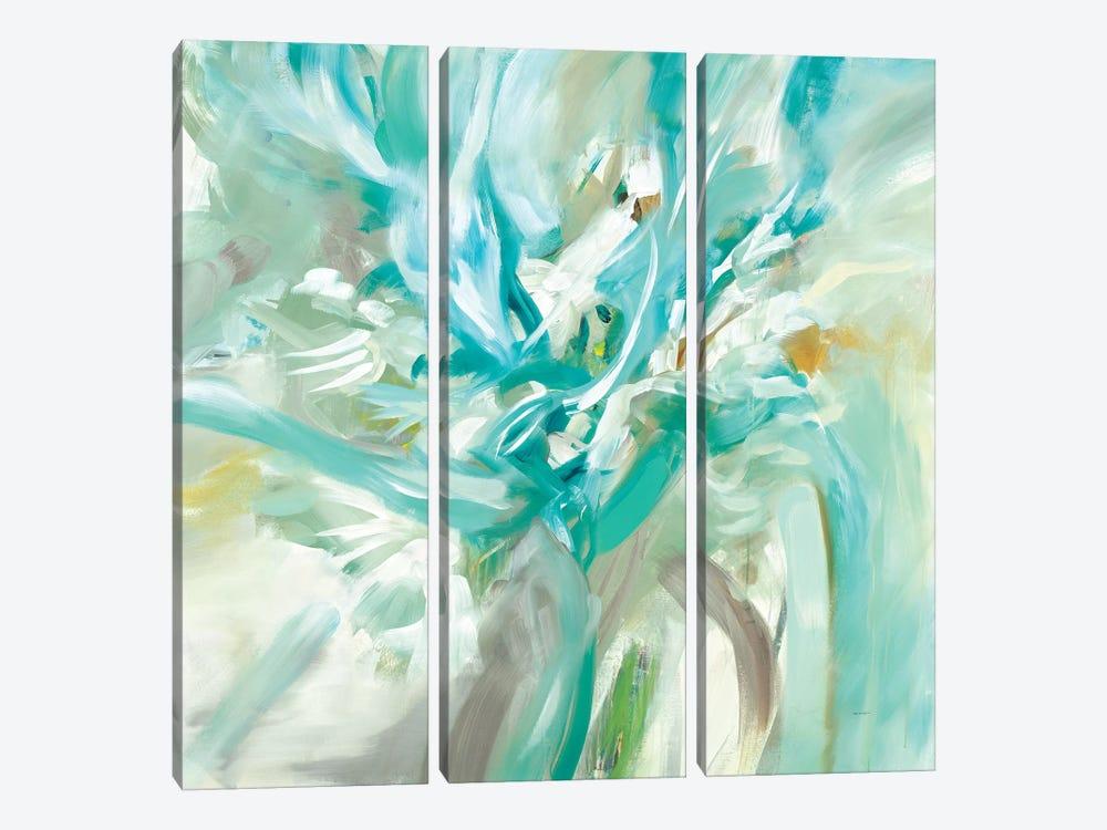 Dovetail by Sarah Stockstill 3-piece Canvas Art Print