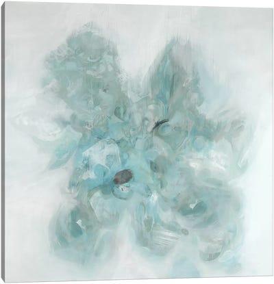 Lila Circle V2 Canvas Art Print