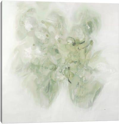 Lila Circle V3 Canvas Art Print