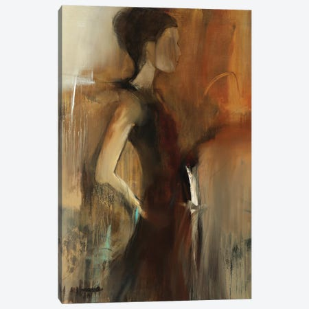 Evelyn Canvas Print #STK9} by Sarah Stockstill Canvas Print