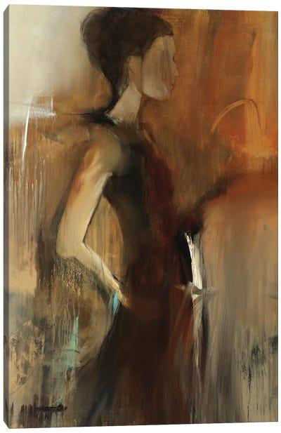 Evelyn Canvas Art Print