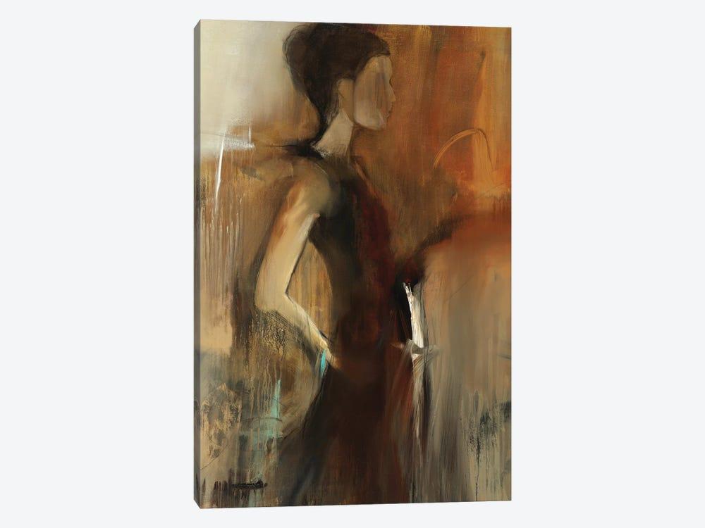 Evelyn by Sarah Stockstill 1-piece Canvas Art Print