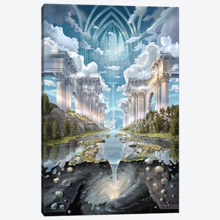 Genesis II Canvas Print #STN2} by John Stephens Canvas Art