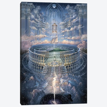 Solace II Canvas Print #STN4} by John Stephens Art Print