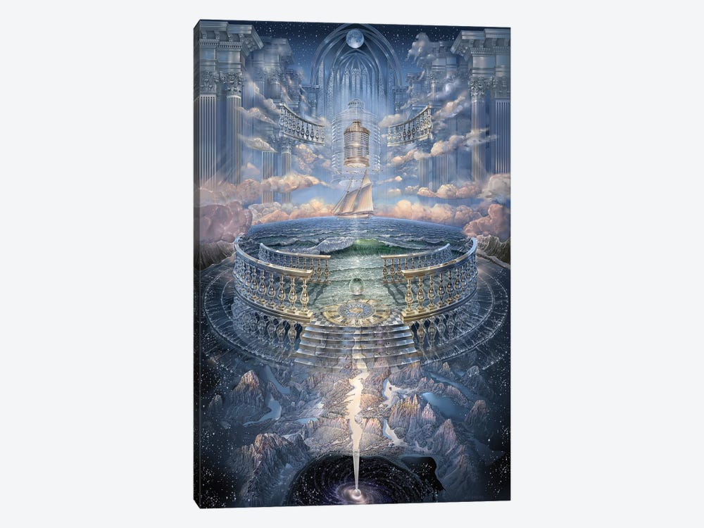Solace II by John Stephens 1-piece Canvas Print