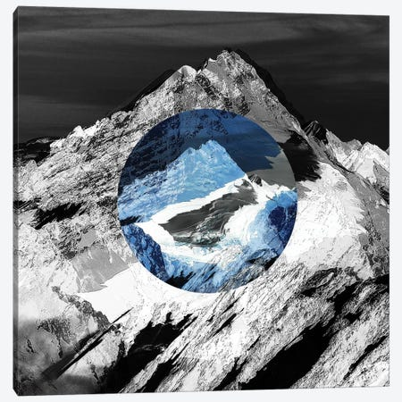 Lost Mountain Canvas Print #STO17} by Stoian Hitrov Canvas Art