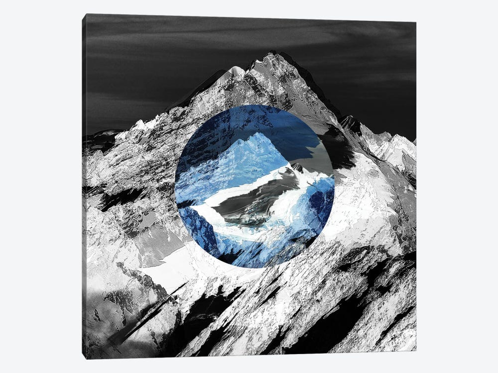 Lost Mountain by Stoian Hitrov 1-piece Canvas Wall Art