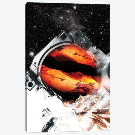 Mars Odyssey Canvas Print #STO23} by Stoian Hitrov Canvas Art