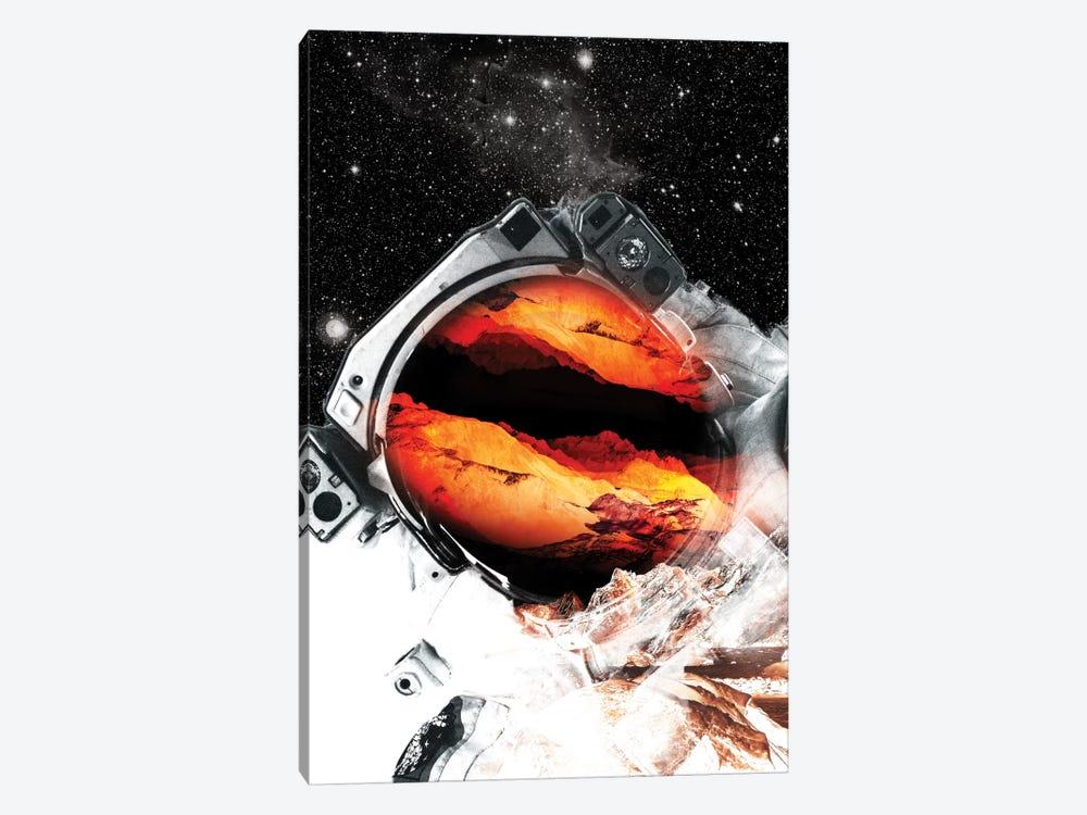 Mars Odyssey by Stoian Hitrov 1-piece Canvas Art Print