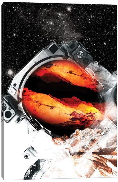 Mars Odyssey Canvas Art Print