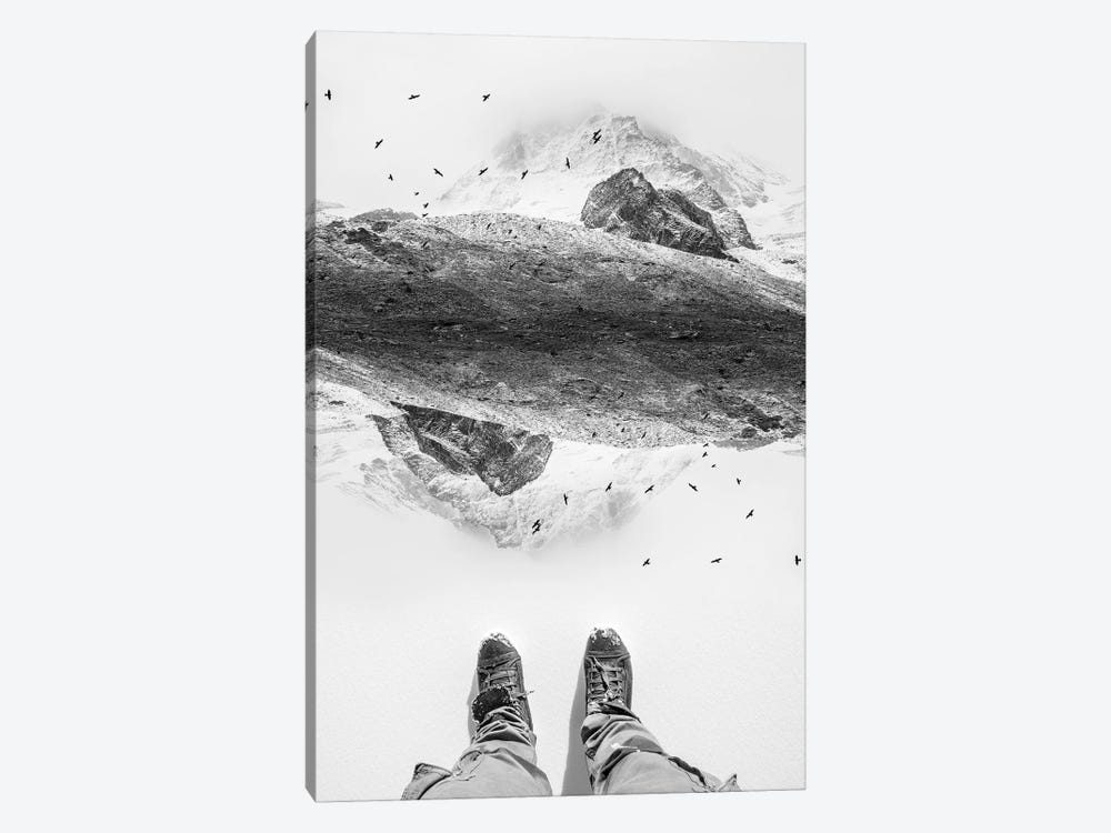 Solid Ground by Stoian Hitrov 1-piece Art Print