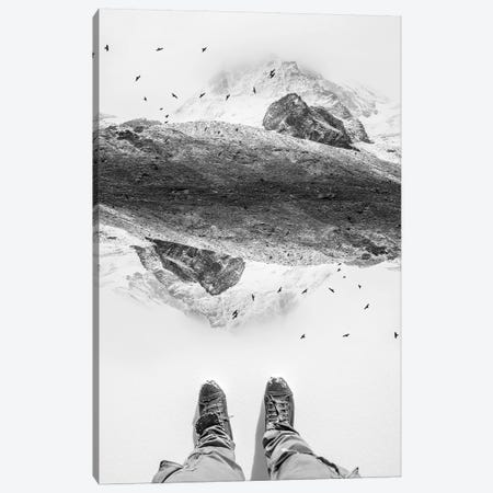 Solid Ground 3-Piece Canvas #STO34} by Stoian Hitrov Canvas Wall Art