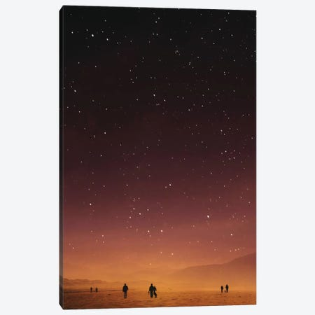 Planet Walk Canvas Print #STO38} by Stoian Hitrov Canvas Art Print
