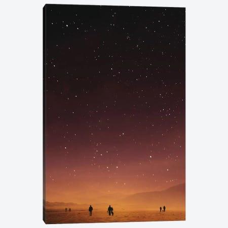 Planet Walk Canvas Print #STO38} by Stoian Hitrov Canvas Art Print
