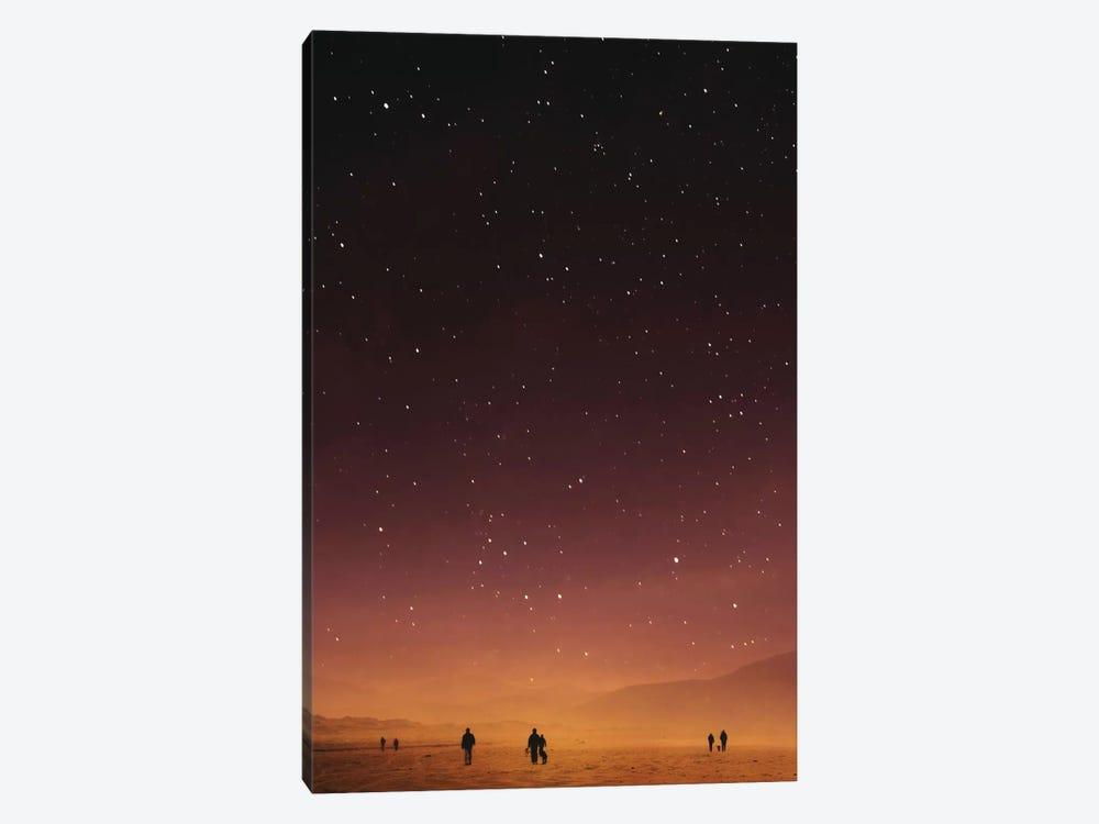 Planet Walk by Stoian Hitrov 1-piece Art Print