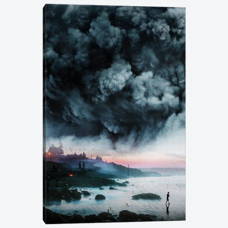 Atomic Boy Canvas Print #STO57} by Stoian Hitrov Canvas Art