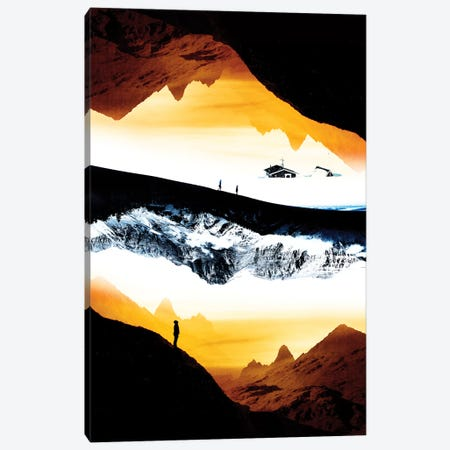 Hiking For What Canvas Print #STO62} by Stoian Hitrov Canvas Artwork
