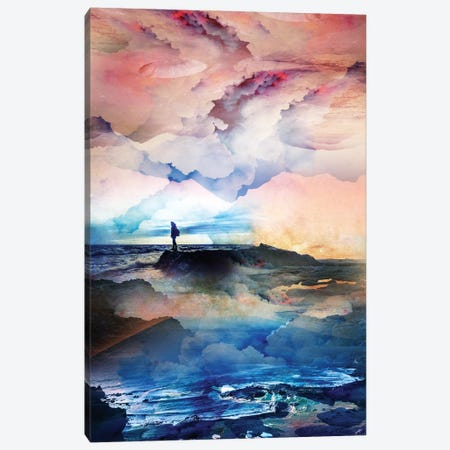 I Dream Deep On A Level Canvas Print #STO64} by Stoian Hitrov Canvas Print