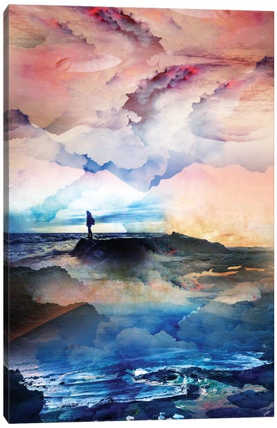 I Dream Deep On A Level Canvas Art Print