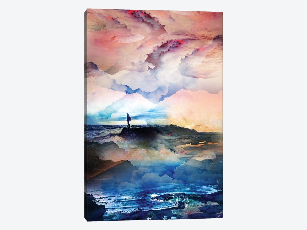 I Dream Deep On A Level by Stoian Hitrov 1-piece Canvas Artwork