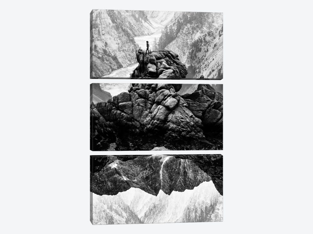 I Will Come To Your River by Stoian Hitrov 3-piece Art Print