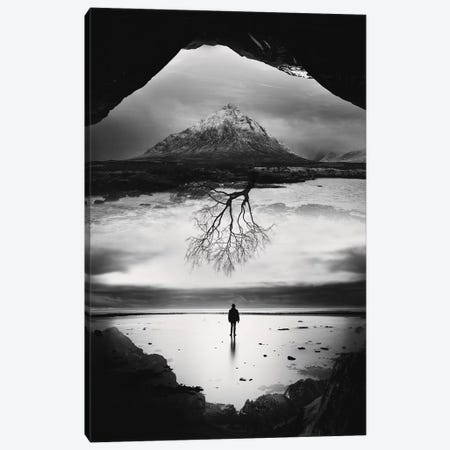 Tree Of Life Canvas Print #STO71} by Stoian Hitrov Art Print